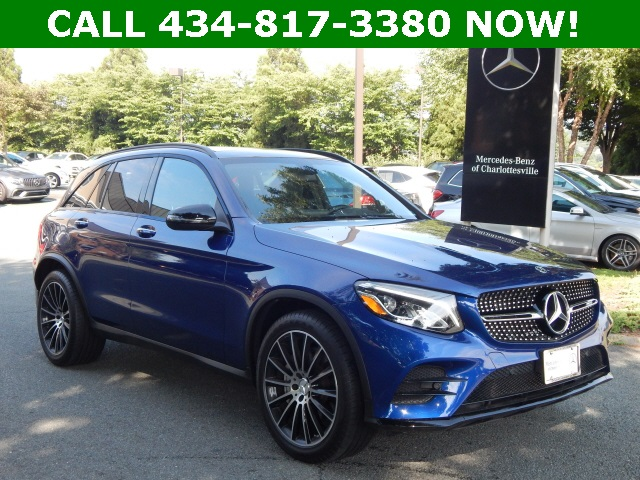 Certified Pre-Owned 2018 Mercedes-Benz GLC AMG® GLC 43 SUV
