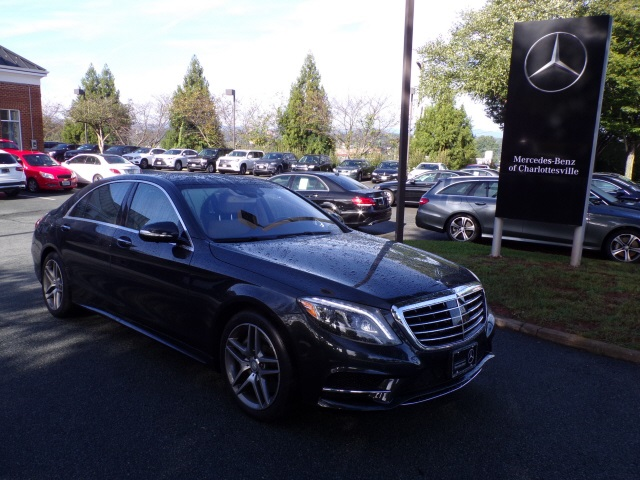 Certified Pre Owned 2014 Mercedes Benz S Class S 550 Sport