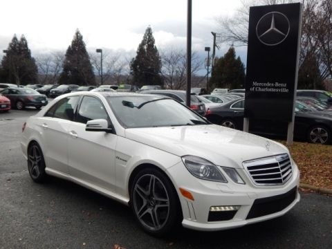 Pre-Owned 2013 Mercedes-Benz E-Class AMG® E 63