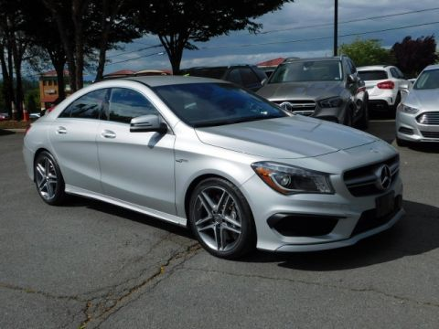 Pre-Owned 2014 Mercedes-Benz CLA AMG® CLA 45